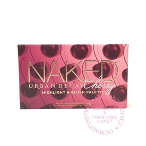 Urban Decay Naked Cherry Highlight & Blush Palette
